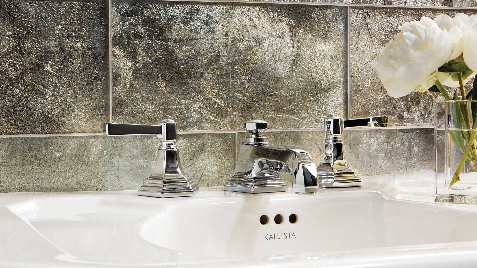 For Town by Michael S Smith Collection | Bathroom | Kallista