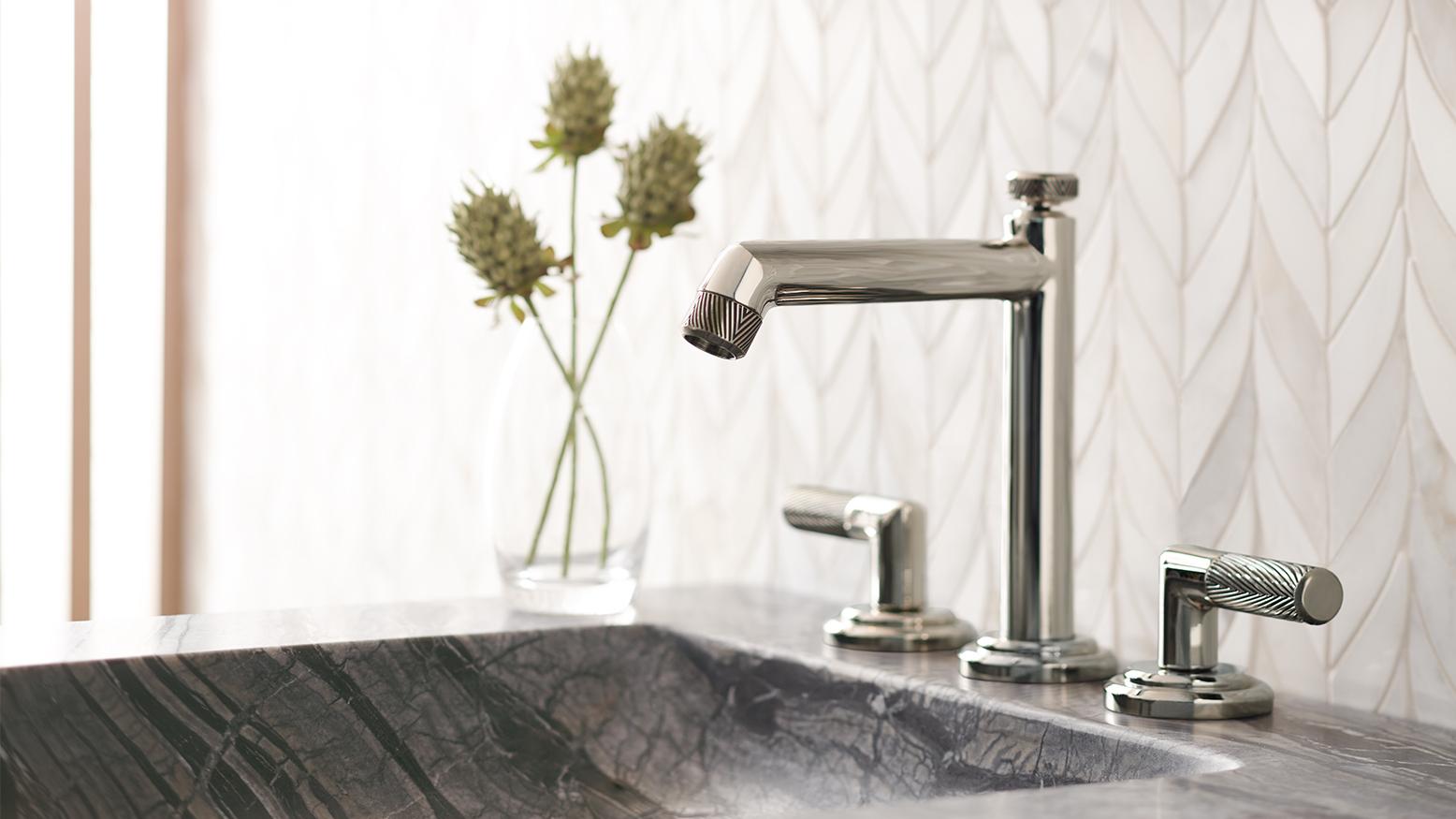 Pinna Paletta by Laura Kirar Collection | Bathroom | Kallista