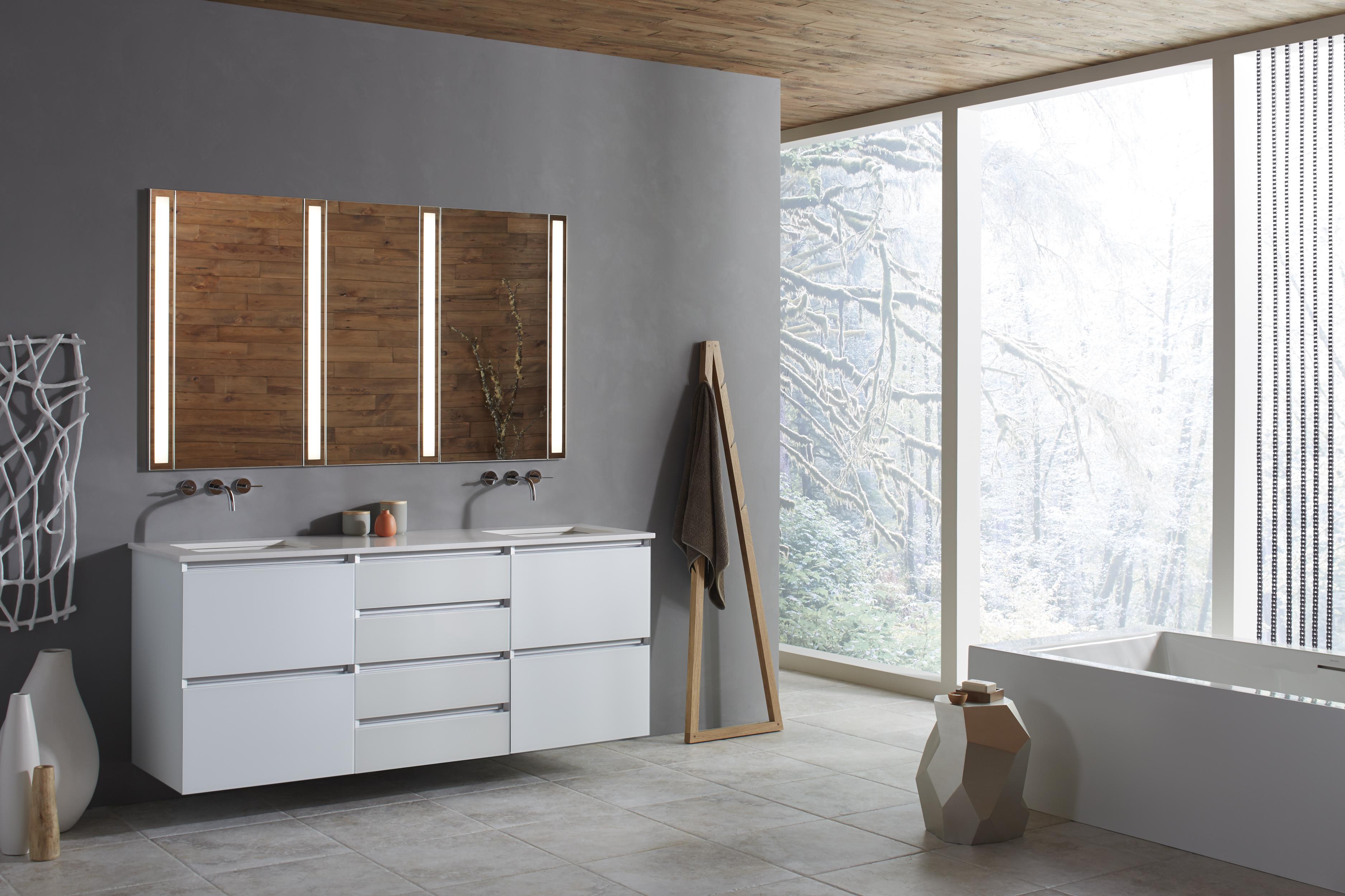 Modern Minimalism & One Wall Sconce | P34421-00 | Lighting | Kallista | Kallista azcodes.com