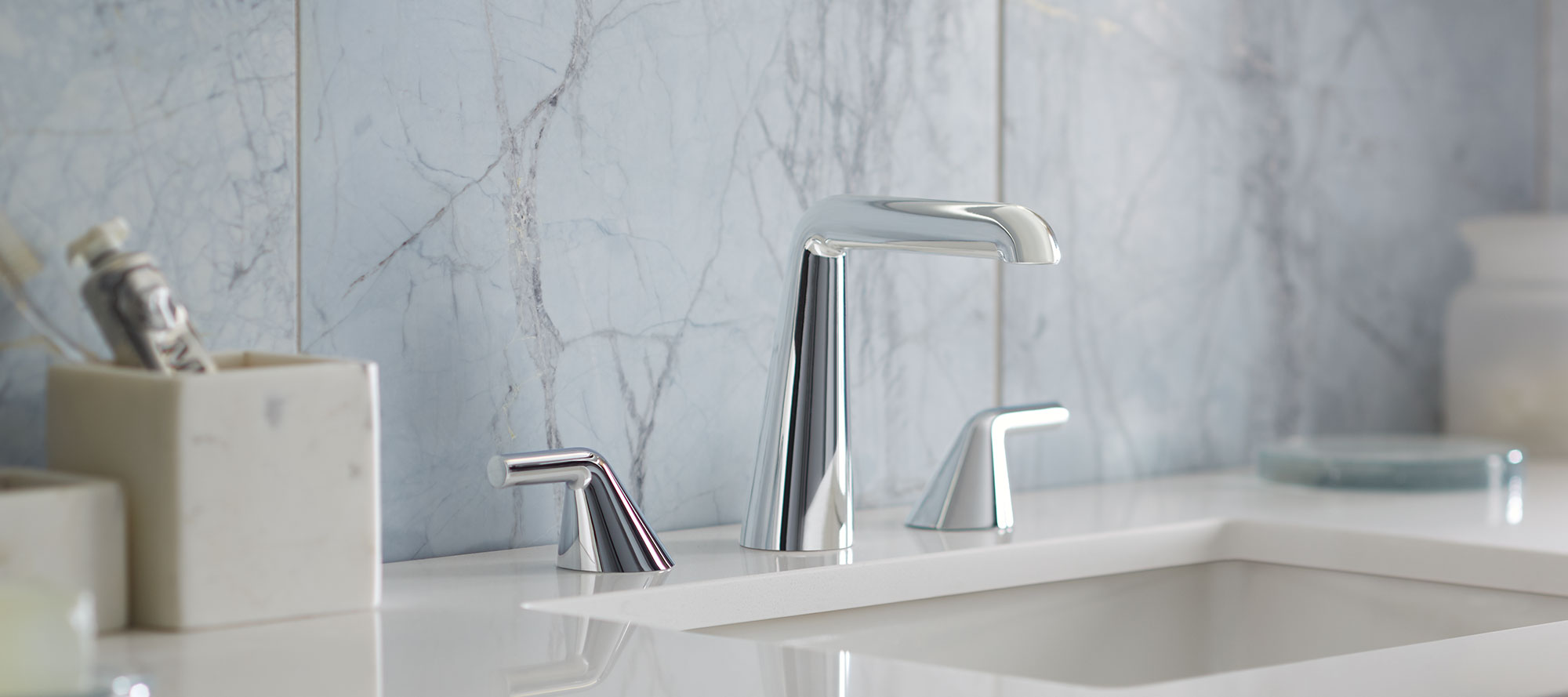 Taper by Bjarke Ingels Collection | Bathroom | Kallista