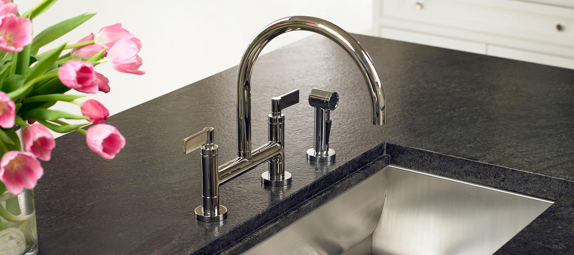 Kitchen Sink Faucets   Kitchen Faucets   Kallista