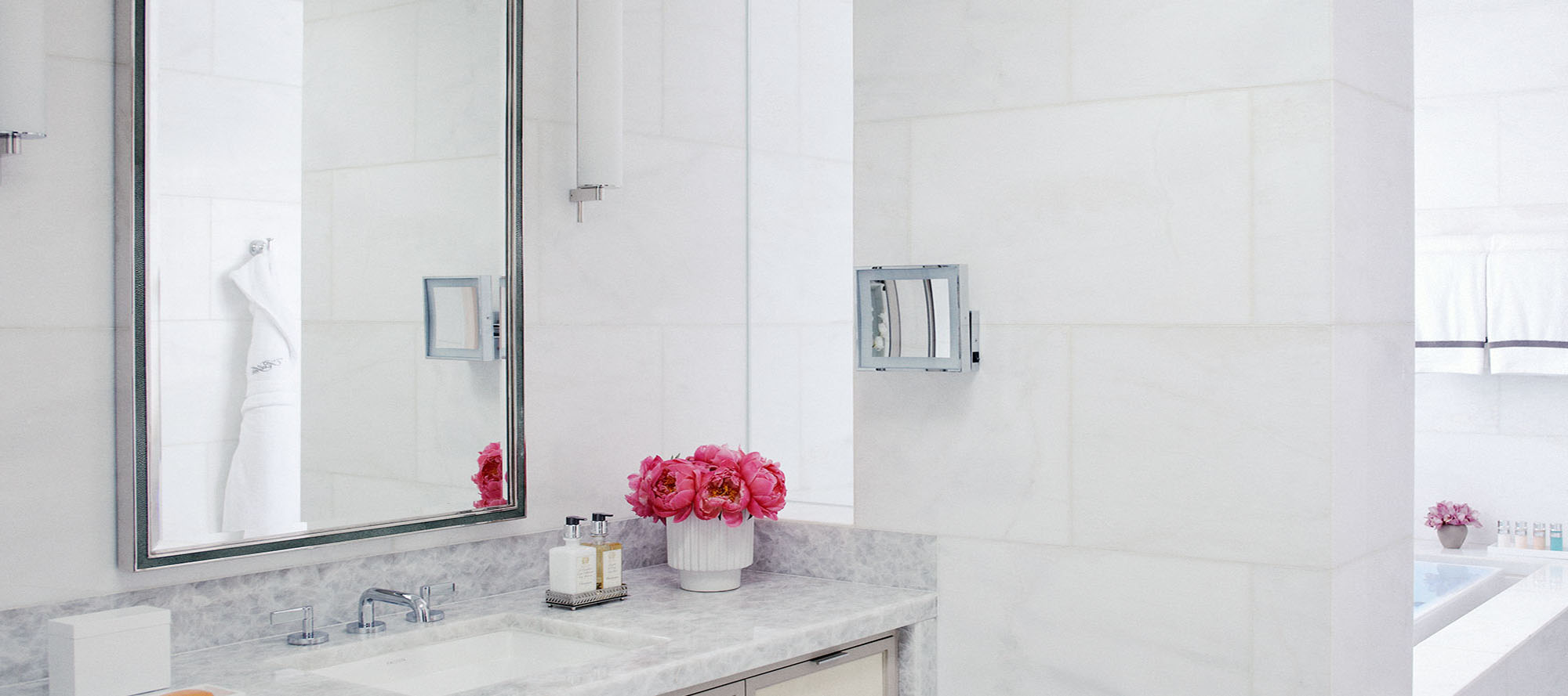 One Sink Faucet, Gooseneck Spout, Lever Handles   P24490-LV ...